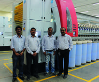 Spirit of Innovation Provides a Connection; Welspun India and Saurer Schlafhorst
