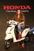 Honda 2Wheelers kicks off the FUNtastic weekend at Auto Expo 2016