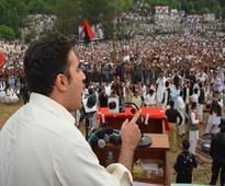 Nawaz damaged Kashmir cause the most: Bilawal