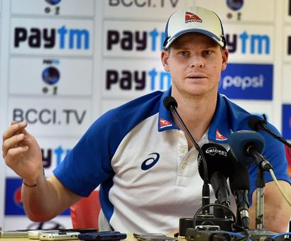 Smith takes another dig at Kohli