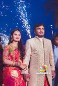 Amoolya marriage on May 12, at Adhichunchanagiri