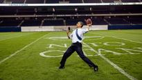 Pete Souza: Capturing unguarded moments with Obama