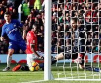 Premier League: Chelsea boss Antonio Conte calls for introduction of VAR after Alvaro Morata goal disallowed