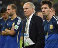 Former Argentina Coach Alejandro Sabella Undergoes Angioplasty