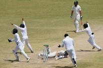 Khawaja, Burns out; Sri Lanka opt to bat