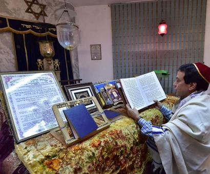 'If Israel is in our hearts, India is in our blood': Indian Jews