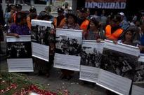 Guatemalans Protest Overturning of Ex-Dictators Conviction