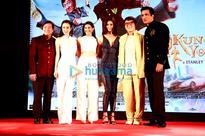 Salman Khan, Shilpa Shetty, Tiger Shroff, Kangna Ranaut and others grace Kung Fu Yoga's launch in Mumbai