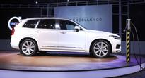 Volvo Auto India launches XC90 T8 at Rs 1.25 crore
