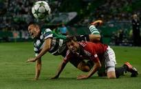 Sporting Lisbon eases past Legia Warsaw in Champions League
