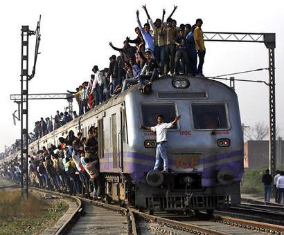 India's first green train corridor in Tamil Nadu