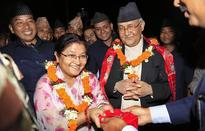 PM Oli to leave Baluwatar today itself