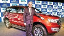Ford drives in New Endeavour to take on Fortuner, Santa Fe