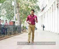 Mohit Malik shoots for Savdhaan India in Delhi
