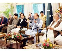 Victor party in session : Farooq Haider picked for coveted PM slot in AJK