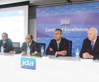JDA Software moves its Bangalore Centre to a new facility, making it the key resource for cloud ops