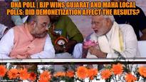 DNA Poll | BJP wins Gujarat and Maha local polls: Did demonetization affect the results?