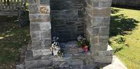 Catholics pray for the return of stolen Virgin Mary statue