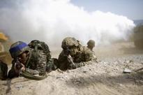 War games in South Korea