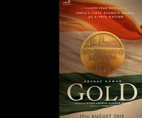 Akshay Kumar releases first look of his movie titled Gold; set to rock in another patriotic film