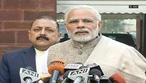 Prime Minister Narendra Modi hopes for fruitful Parliament's winter session