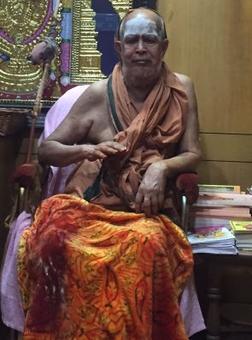 Kanchi shankaracharya: The Rediff Interview