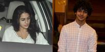 Did Sara Ali Khan, Ishaan Khattar talk about their Bollywood debut film over 'Sairat' screening?
