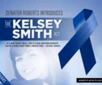 Roberts: Senate Committee to Markup Kelsey Smith Act