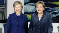 After destroying Clinton, Russia launches a campaign to destroy Germany's Merkel, report