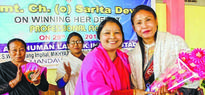 On a high after first probout Sarita eyes 2018 Asian Games