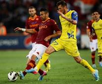 Roma let Chievo be the better team in round 35 of Serie A