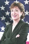 Maine senator says she will not vote for Trump