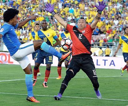Copa America: Ecuador hold Brazil; Peru sole winners