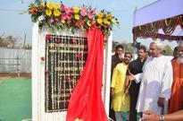 Odisha CM lays foundation stone for Aditya Birla Group's Apparel Manufacturing Unit