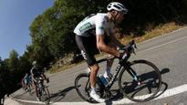 Froome trails as Frank wins stage 17