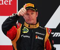 'Iceman' Raikkonen would rather be left alone
