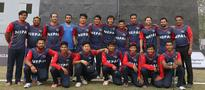Nepal cricket squad announced for MCC match