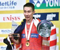 Lee clinches   sixth Japan   Open crown