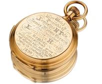 140-year-old pocket watch, custom-ordered by Jamsetji Tata, to be auctioned on November 28