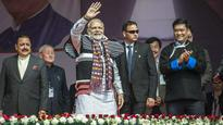 Modi in Arunachal: China sees red, PM says people greet each other with 'Jai Hind' in the state