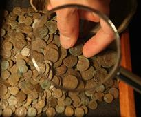 1,300 Pounds of Unique Ancient Roman Coins Dating 3rd century A.D. Unearthed in Spain