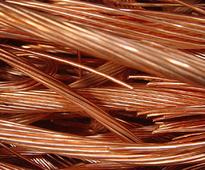 London copper slips on worries about global oversupply