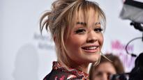 Dress du Jour Dress du Jour: Rita Ora Goes for Next-Level Shine