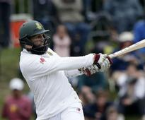 New Zealand vs South Africa, 3rd Test: Hashim Amla aids Proteas' recovery after early blows on rain