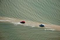 Unusual, Fascinating Submersible Road In France Disappears Twice A Day