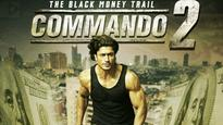 Check out the posters of Vidyut Jamwal's 'Commando 2'
