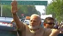 Vadnagar welcomes PM Modi on second day of Gujarat visit