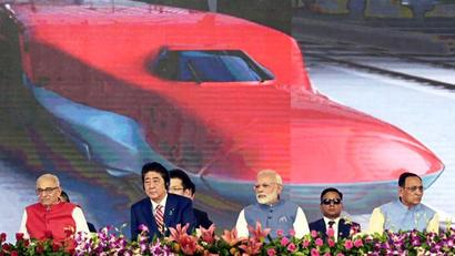 508 km in 3 hours... All you need to know about India's first bullet train