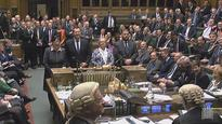 Theresa May attends House of Lords Article 50 debate in person as peers begin Brexit discussions