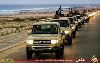 Libyan militia holding positions in offensive on Islamic State